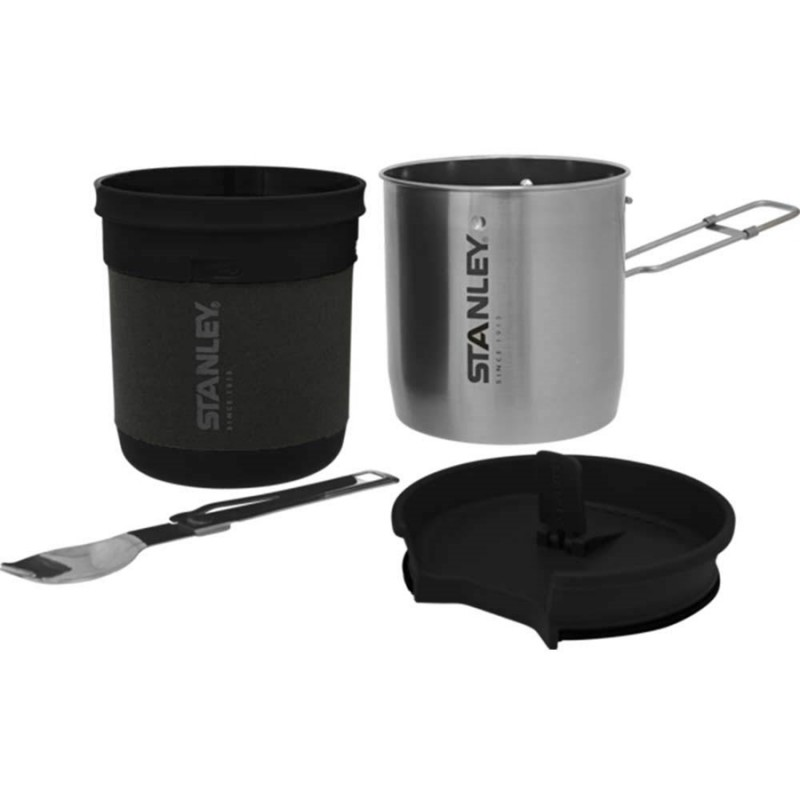 Stanley Adventure The Bowl + Spork Compact Cook Set - 0.7 LT