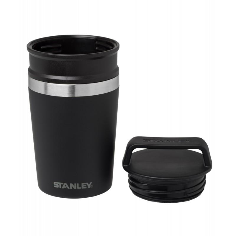 Stanley Adventure Shortstack Travel Mug 0.23 LT (Siyah)