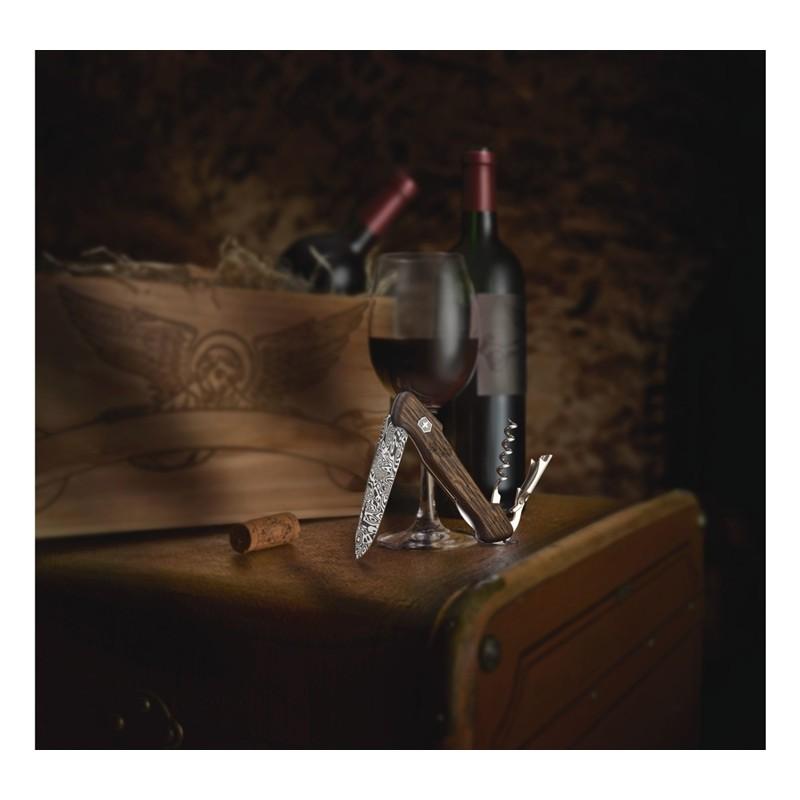 Victorinox Wine Master Damast Limitli Üretim Çakı