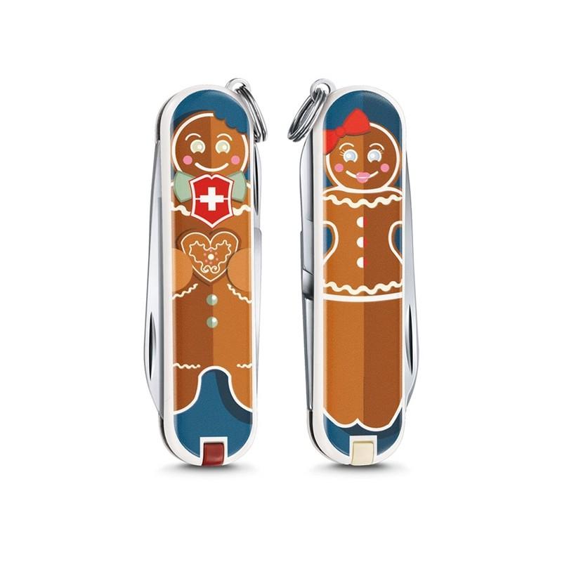 Victorinox Classic Çakı (Gingerbread Love) 2019 Limitli Çakı