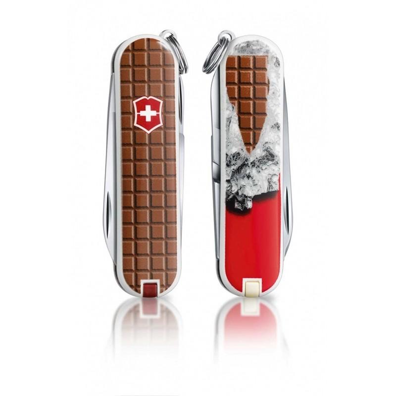Victorinox Classic Çakı (Chocolate)