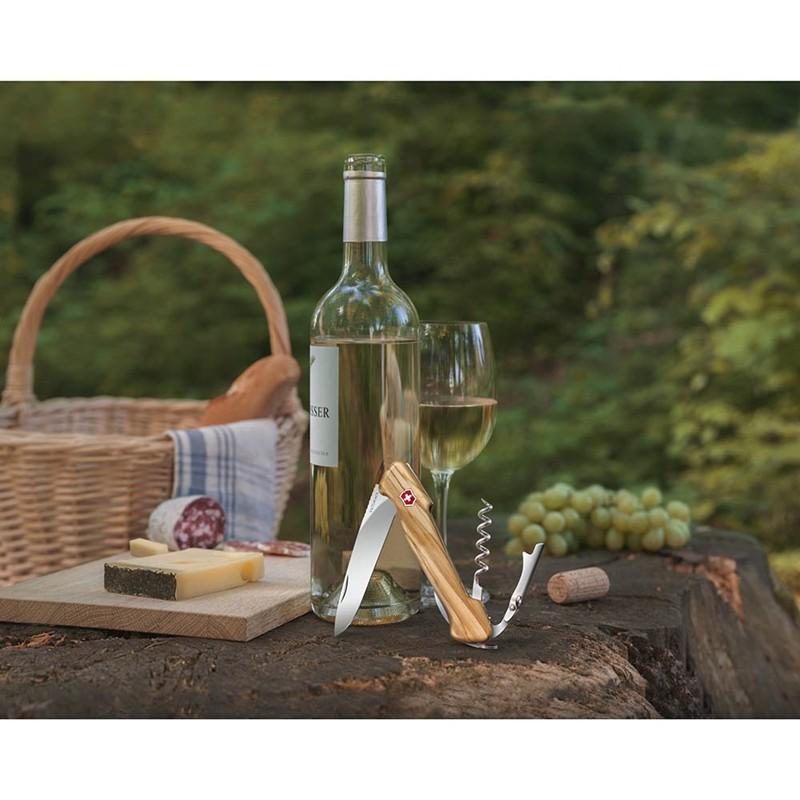 Victorinox Wine Master Çakı (Zeytin Ağacı)