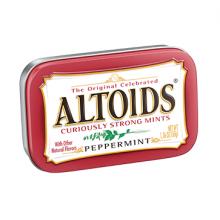 Altoids Peppermint Kutusu (Kırmızı)