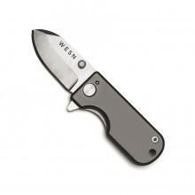 Wesn Microblade Titanium Pocket Knife