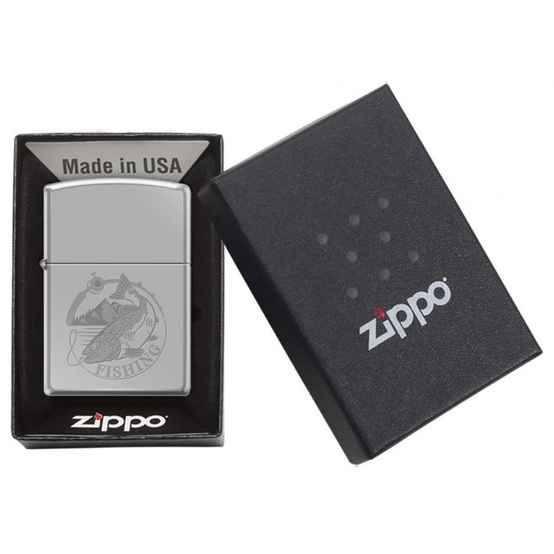 Zippo Fishing