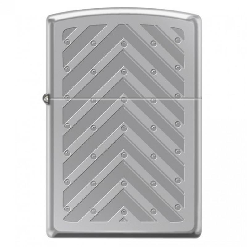 Zippo Metal Plate