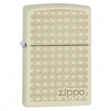 Zippo Geometric Boxes Design