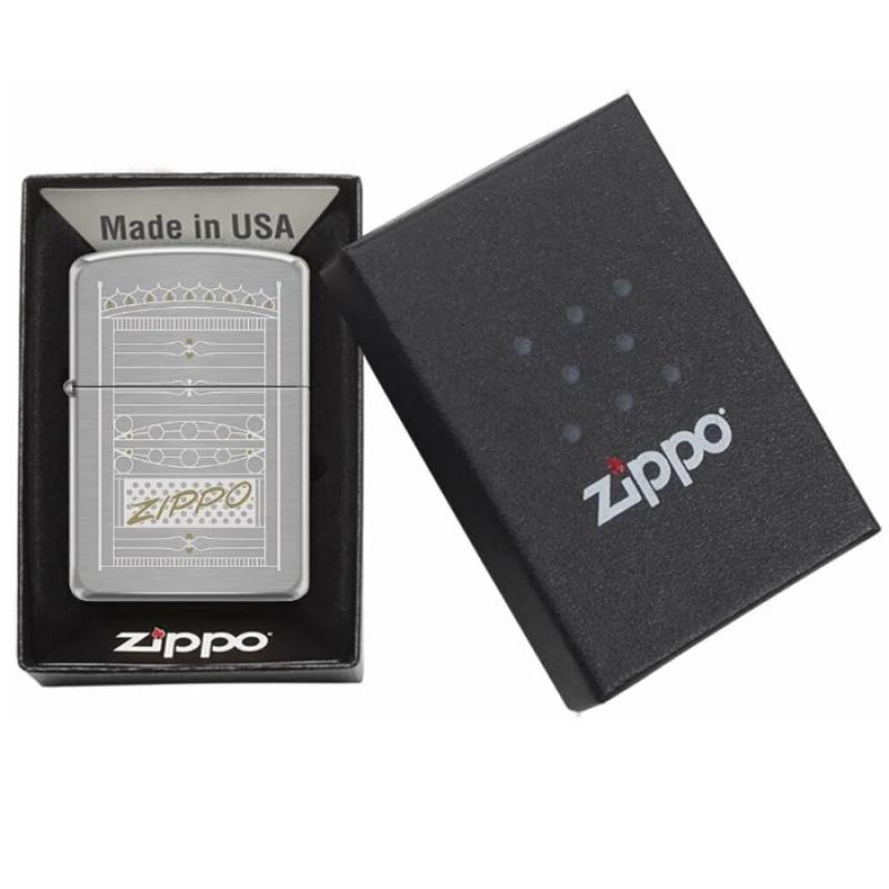 Zippo Gate Design